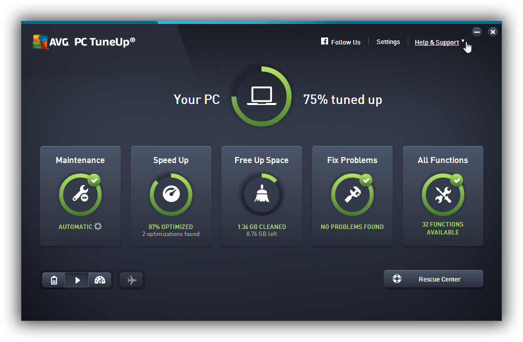 AVG PC TuneUp 2020 Crack + Serial Key [Latest] Free Download